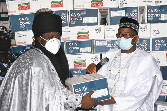 COVID-19: Bauchi flags off distribution of palliatives across 20 LGAs