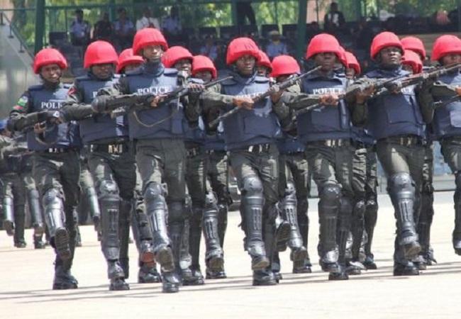 Police recruitment, Ondo LG Election, police zone 5