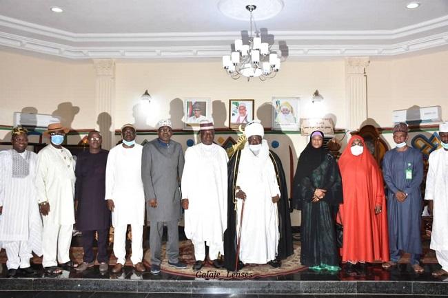 Cybercrime: Emir of Bauchi tasks Senate Committee on ICT, cybercrime