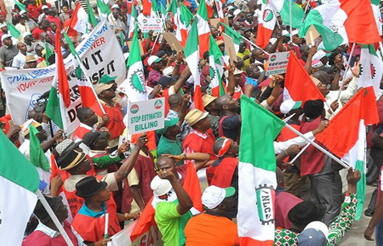 minimum wage subdues, Bauchi workers appeal, NLC stages protest, covid-19 industrial capacities, Labour, African Nations, Minimum wage, Kogi, NLC, Kwara workers, suspension of strike, Kwara Labour suspends today's strike, labour, government, electricity, fuel price, NLC, TUC, Aviation unions back NLC, Organised labour threatens strike, fuel subsidy removal, Labour Strike threat, ghost workers, kogi stata