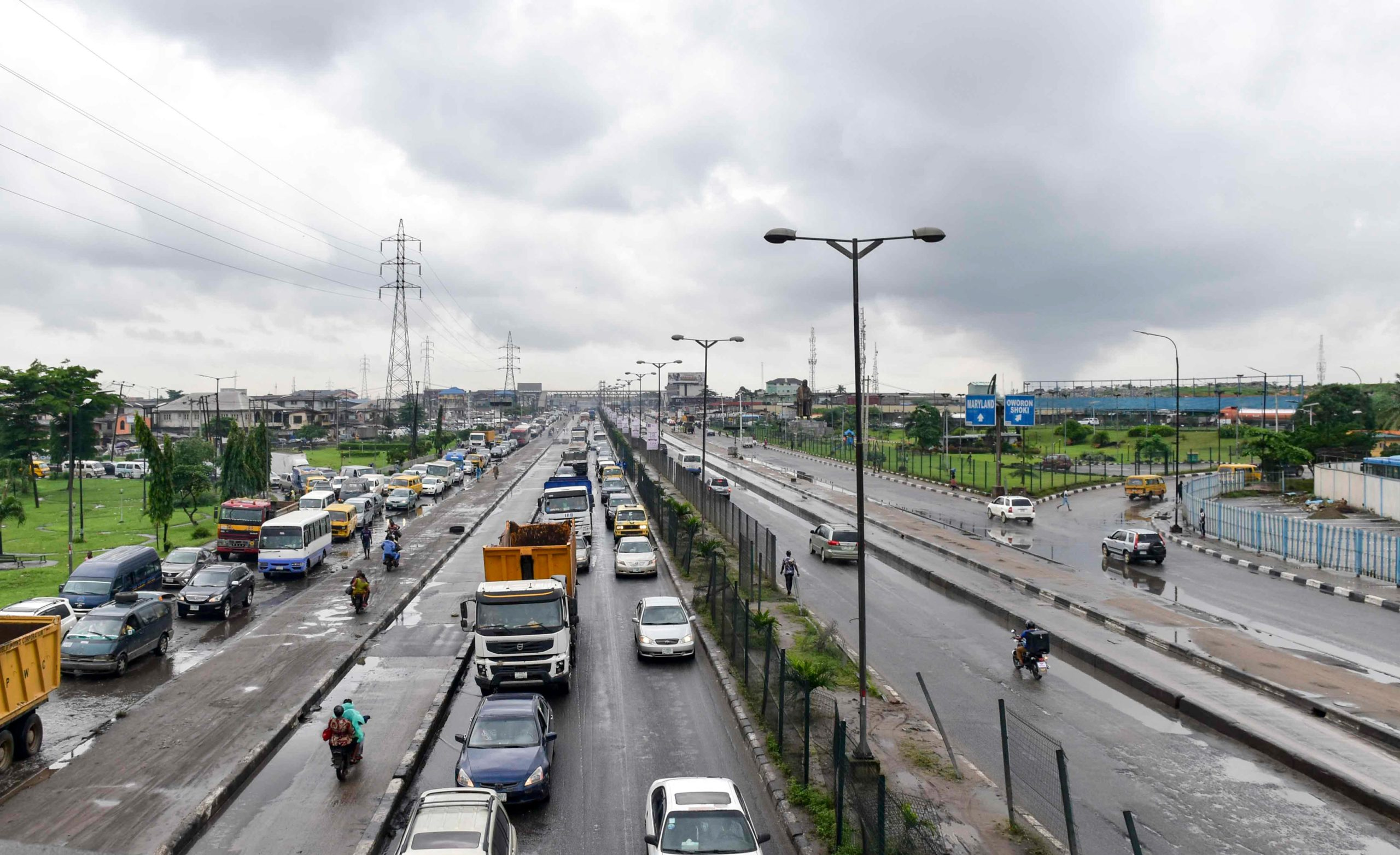 lagos to close ojota interchange