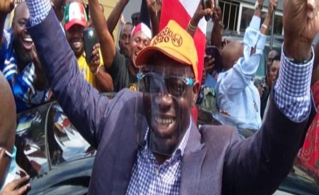 Edo election, Obaseki, Obaseki's victory