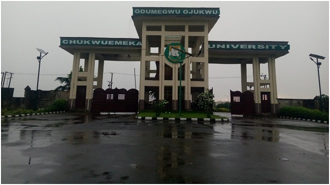 Ojukwu Varsity lecturers pull out from ASUU strike