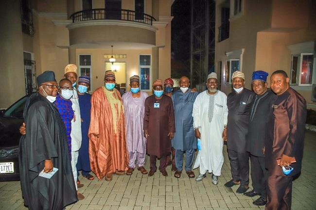 Oyo APC meets in Abuja