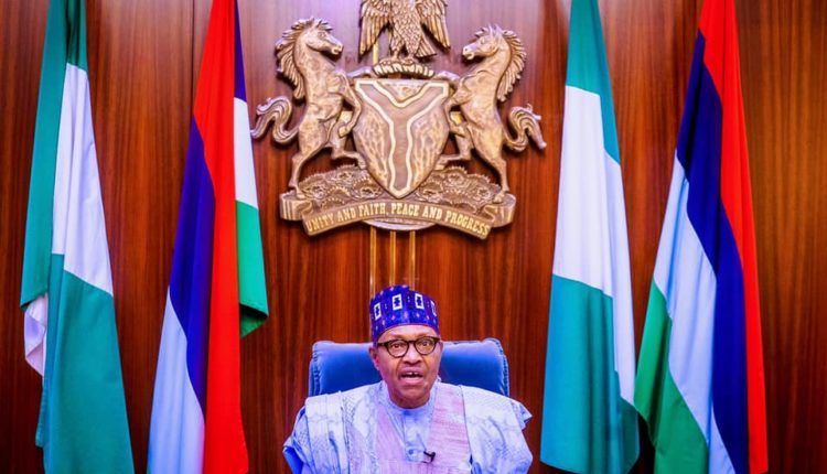 Nigerian Nation, Buhari's speech Nigeria at 60, Independence day speech, Nigeria@60