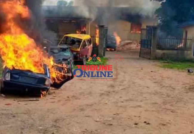 curfew, Edo, auchi protesters
