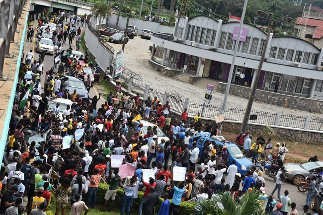 ibadan youths, Foundation to EndSARS protesters