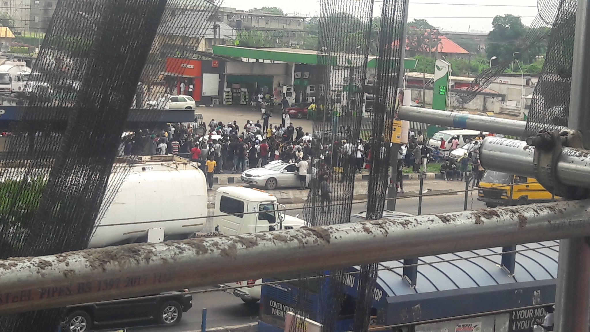 #ENDSARS protest, Lagos