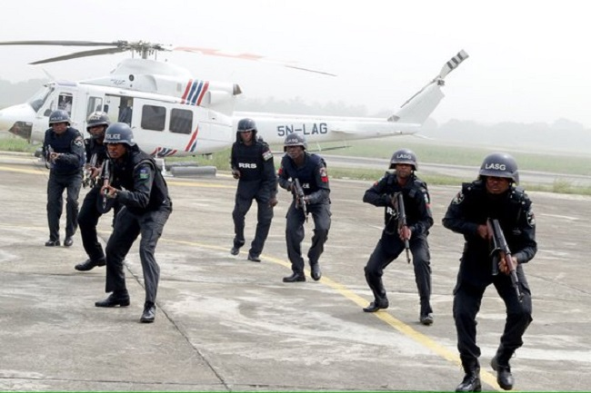 Rapid Response Squad, police reform
