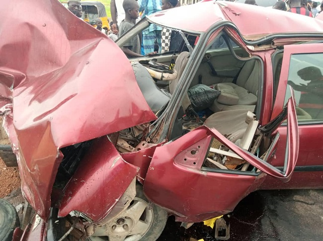 Sorrow as accident claims, 5 children die, 27 persons escape death, Ndoma Egba's wife, Six feared dead