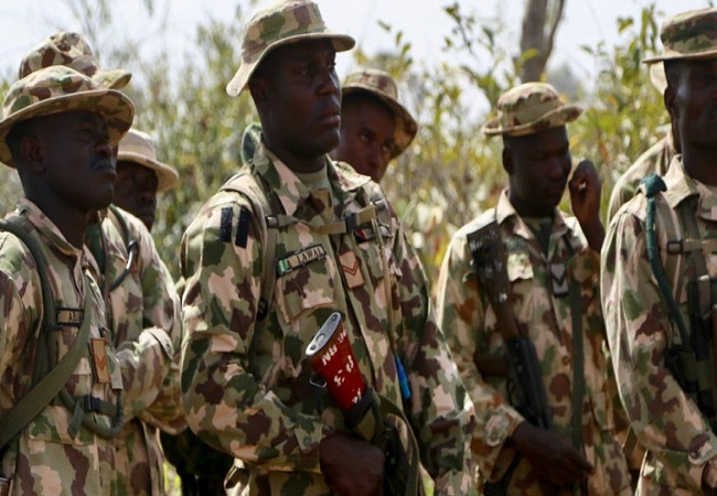 Troops rescue 3 kidnapped, Military kills 220, Troops, Troops kill 38 Armed Bandits, Troops kill 12 bandits, Troops handover 7 suspects, Troops kill 82 bandits, Troops destroy Armed Bandits'