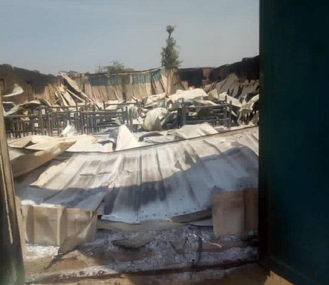 Bandits burn worship centre, residential building in Kaduna