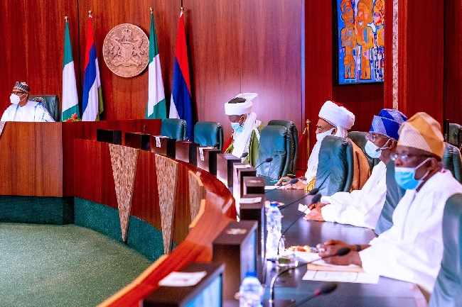 Buhari holds talks with Sultan