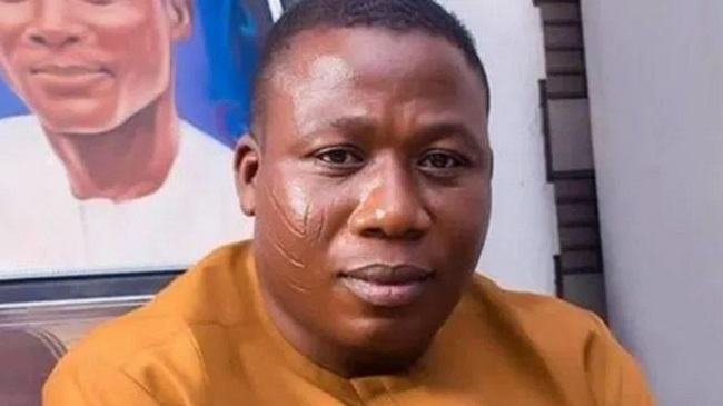 Sunday Igboho, I am not interested in leading Amotekun