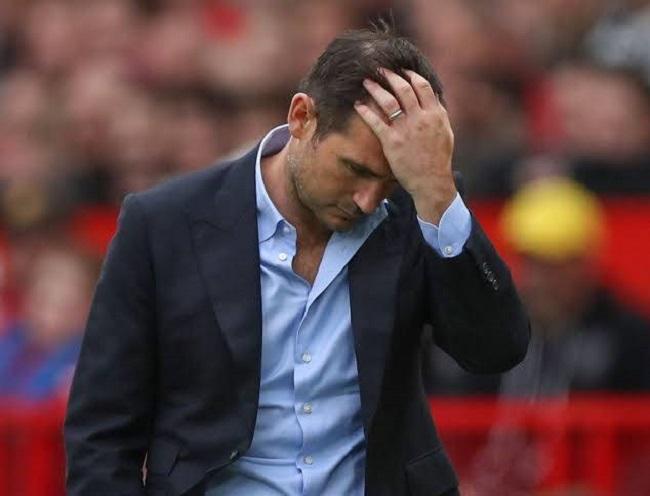 BREAKING: Chelsea sacks Lampard