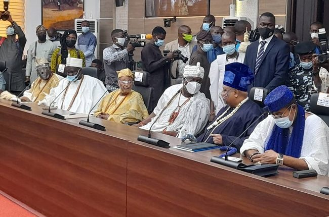 Image result for Southwest governor: Nigeria must stop foreign herdsmen, states manage their forests