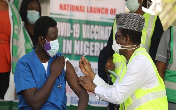 Four million persons have received COVID-19 vaccine ― FG