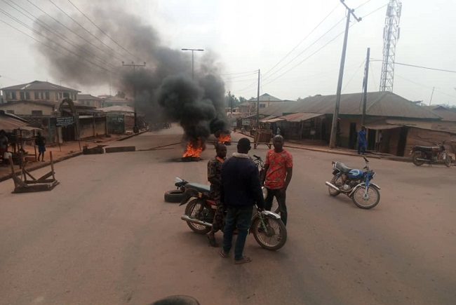 Protest rocks Ekiti community, as herdsmen kill two farmers