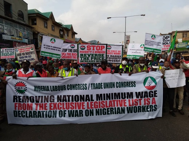 Nigerian workers will become slaves