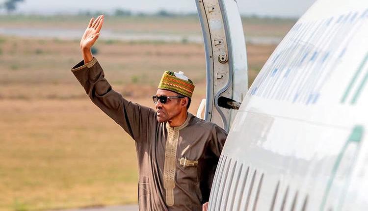 Buhari's frequent medical trip