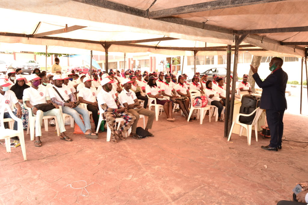 itf empowers youths participants 1