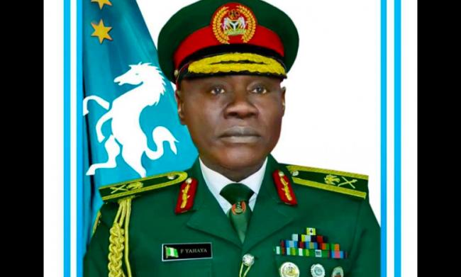 Build on efforts , Yahaya, Farouk Yahaya, new chief of army staff, COAS