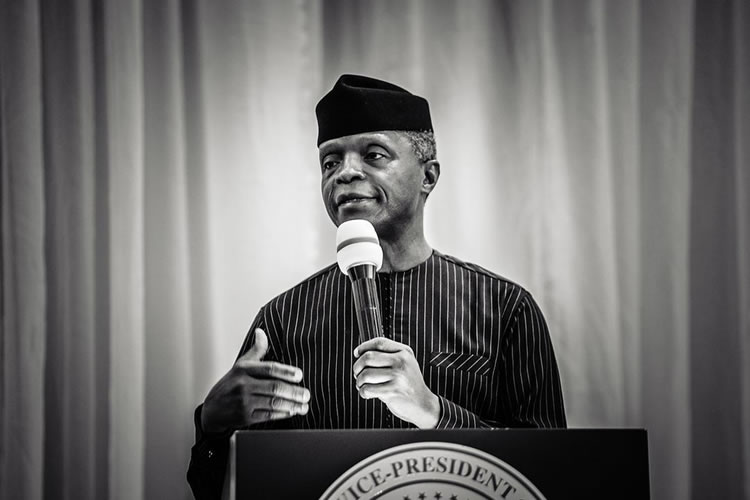 Let's Put In Place New Measures To Prevent Coups, Says Osinbajo At ECOWAS Summit On Guinea