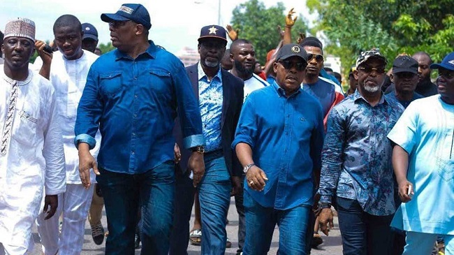 PDP chairman visits N/Assembly