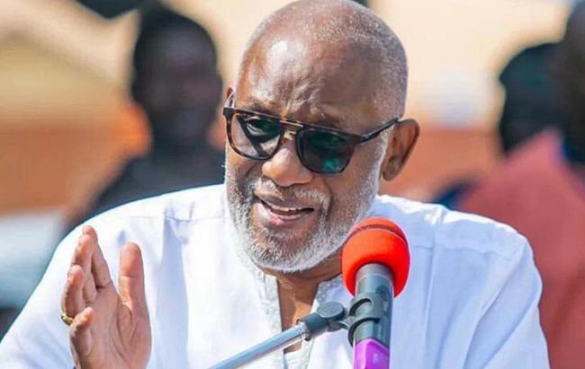 VAT: FIRS amendment move futile, dead on arrival —Akeredolu