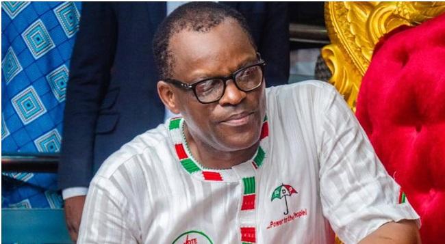 Ondo 2020: Jegede, PDP accept defeat, congratulate Akeredolu