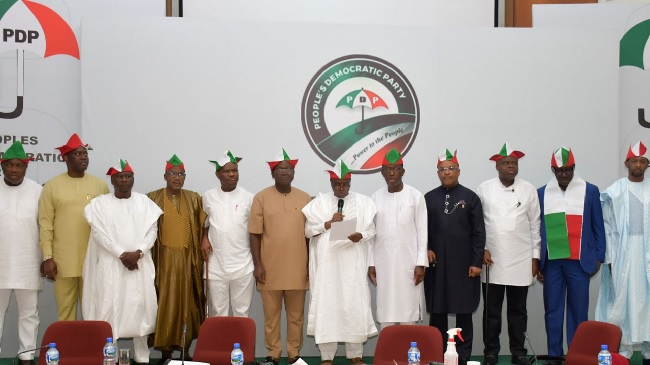 PDP governors want NASS to adopt Reps' position