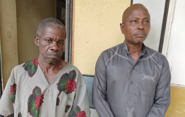 Court remands two arraigned by Oyo NSCDC for alleged defilement of minor, teenager