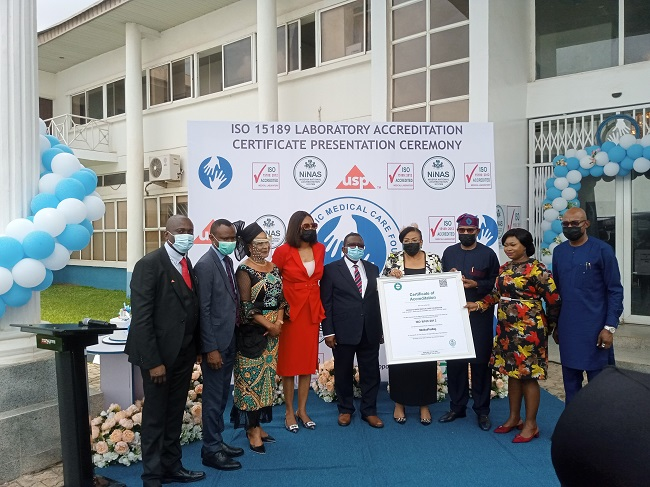 'Only seven out of 5,349 medical labs in Nigeria meet International standard'