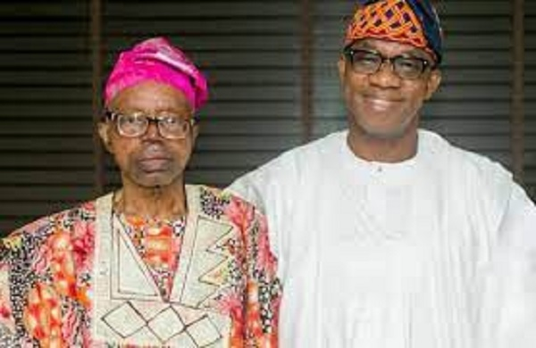 Iperu-Remo stands still as Governor Abiodun buries father in grandstyle