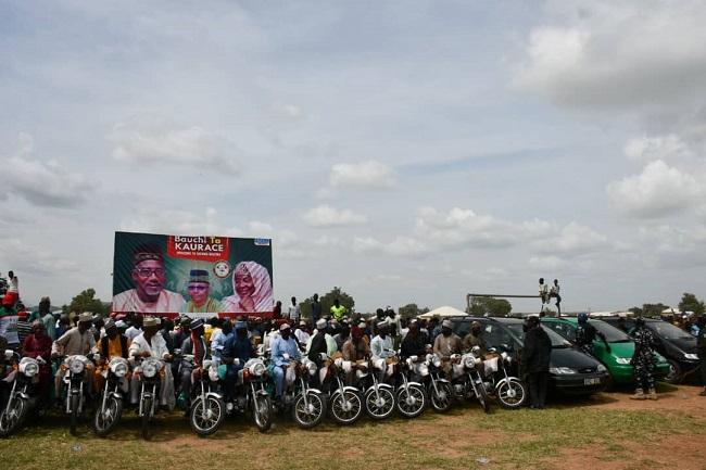 Bauchi gov empowers 1,000 beneficiaries in Bogoro, Tafawa Balewa LGAs