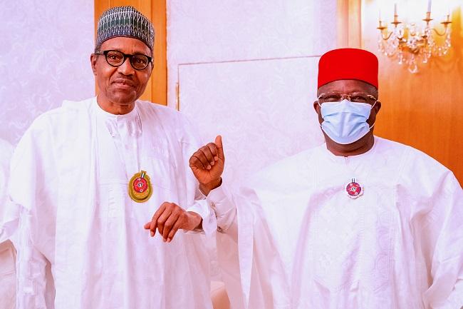 2023: Nigerians don't deserve another Buhari, groups tell Umahi