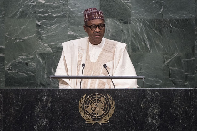 Buhari at UN: We must not tolerate coups in West Africa