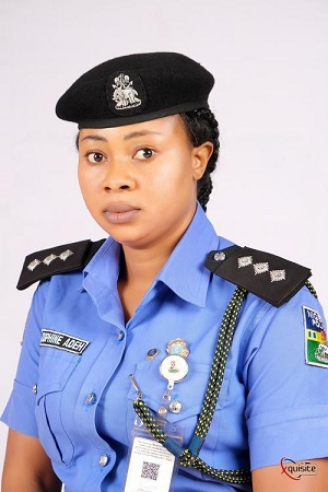 IGP appoints DSP Adeh Josephine FCT PRO