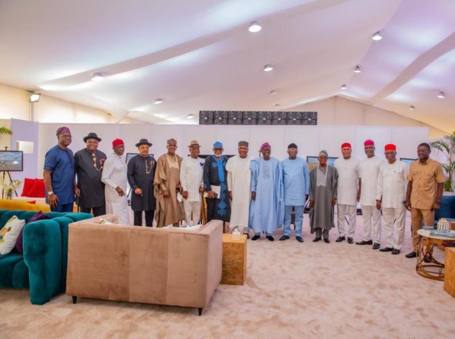 Southern governors to meet in Enugu on Thursday