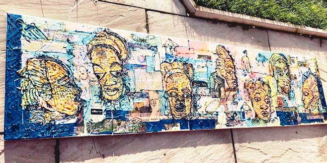 Adeyemi creates Waste Panorama