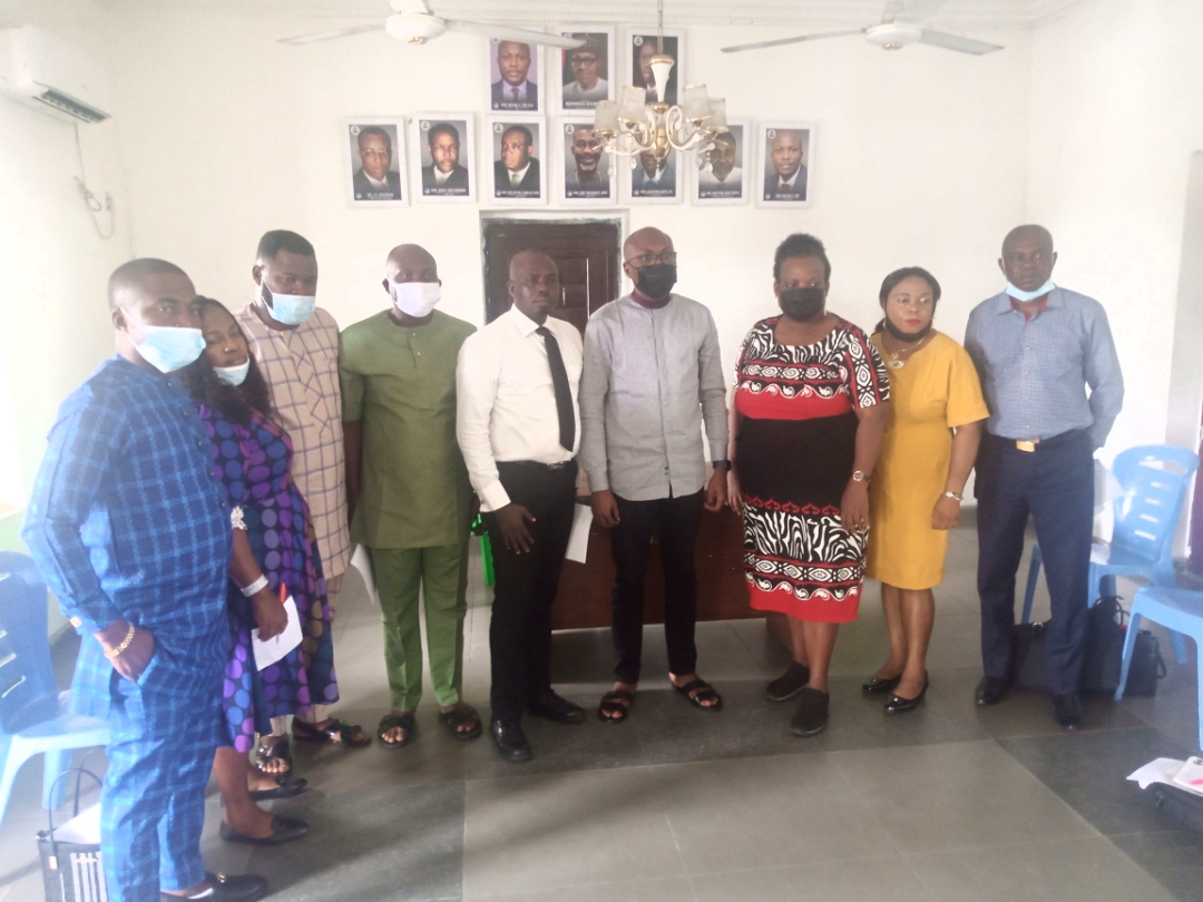 N-Care: Warri South LG chair receives Delta officials