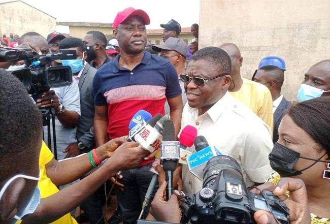 Edo deputy governor declares Oyo PDP ward congress peaceful, fair, credible