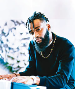 After Shalaye, Tystringz works on new EP