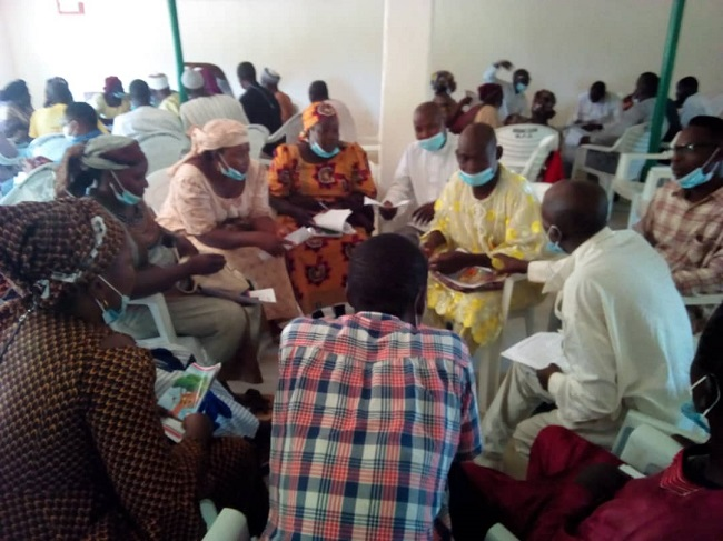 Stakeholders meet over year 2021 Gombe citizens accountability report