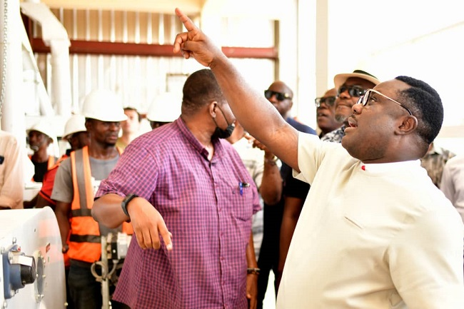 Buhari to commission Cross River's ultra-modern rice mill