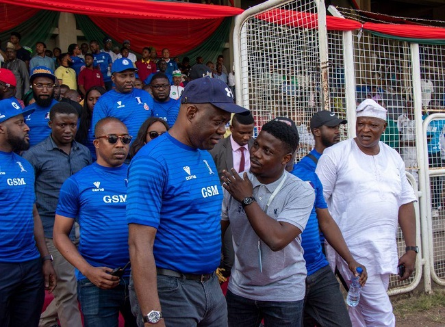 Fakorede lauds 3SC for thrashing Ekiti United