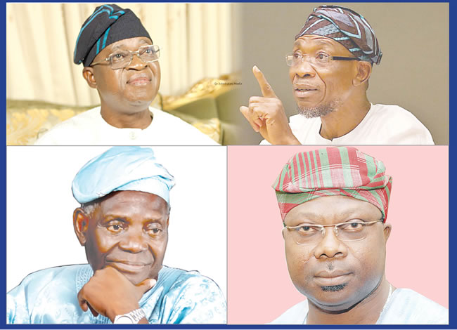 Osun APC: Oyetola vs Aregbesola