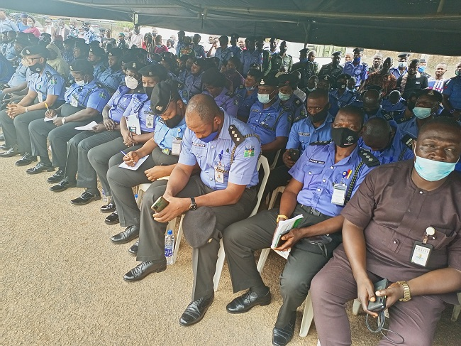 Buhari approves employment of 60,000 police officers over shortage of personnel