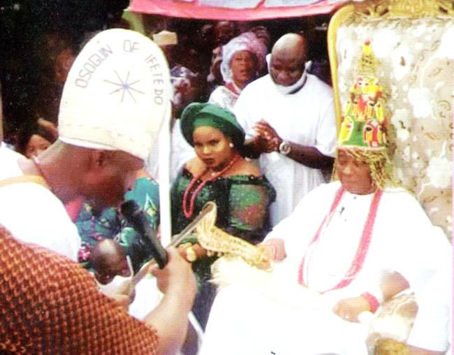 When Oba Akinrera ignited cultural renaissance through Olojo festival in Ifetedo