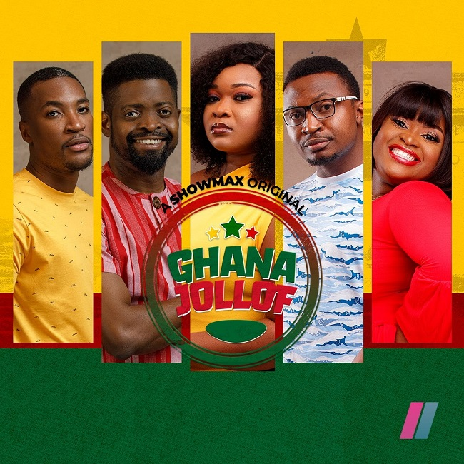 Showmax's first original comedy 'Ghana Jollof' to premiere today